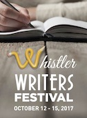 2017 Whistler Writers Festival